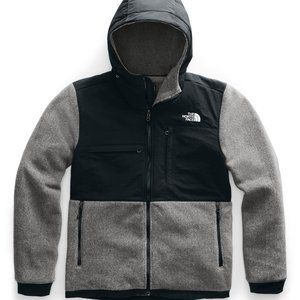 North Face Men's Denali Hooded Jacket